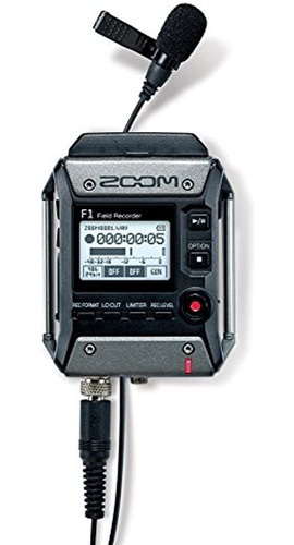 Grabador Digital Multipista Con Zoom, Usb (f1-lp)