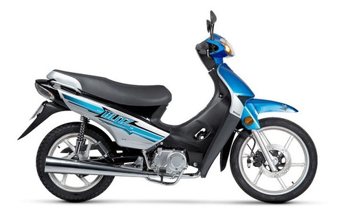 Motomel Blitz 110 Full Aleacion Disco Y Alarma 2021 Okm