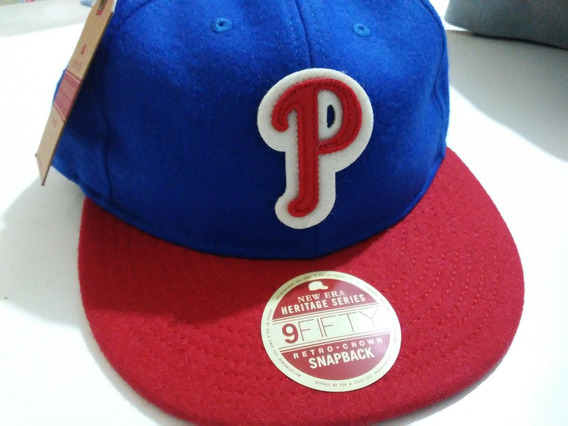 Gorra Phillies Philadelphia Heritage Series 9 Fifty Snapback