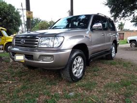 Toyota Land Cruiser Sahara Vx