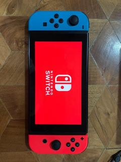 Nintendo Switch_semi Nuevo, 8 Meses De Garantia