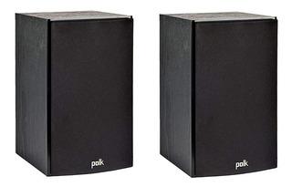 Parlante : Polk Audio T15 100 Watt Home Theater (par) (lhb8)