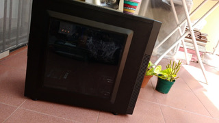 Pc Gamer Fx 8370e 16b Ram R9 380 4gb 2tb Black Hd Fuente Thermaltake 750smart 80plus- Case Corsair