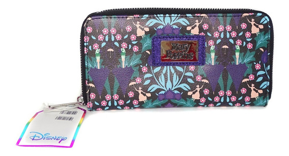 Billetera De Mary Poppins Importada Disney Original