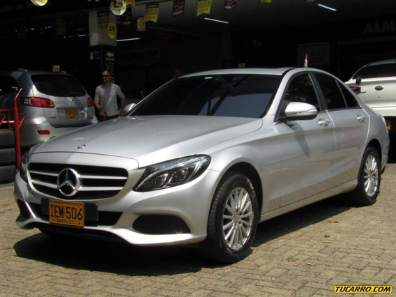 Mercedes Benz Clase C C180 Cgi 1600 Cc T