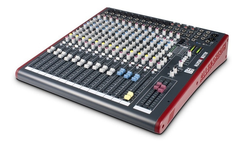 Consola De 16 Canales Profesional Allen & Heath Zed-16fx