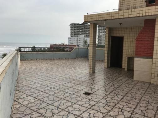 Apartamento Em Jardim Praia Grande, Mongaguá/sp De 50m² 1 Quartos À Venda Por R$ 150.000,00 - Ap435145
