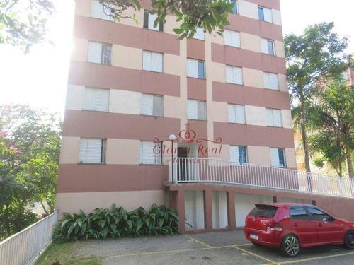 Imagem 1 de 17 de Apartamento Com 3 Dormitórios À Venda, 52 M² Por R$ 270.000 - Pirituba - São Paulo/sp - Ap0710
