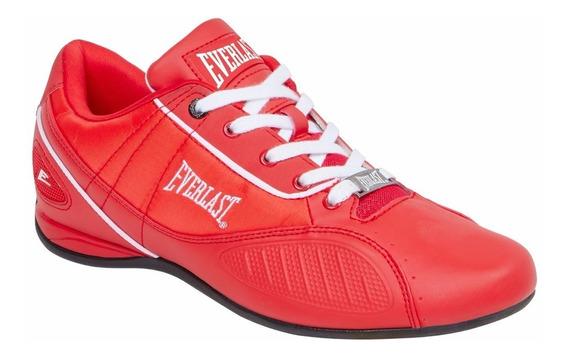 Tenis Deportivo Everlast Color Rojo Para Hombre