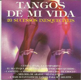 Tangos De Mi Vida 20 Sucessos Inesquecíveis