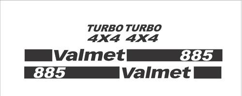 Pegotines Adhesivos  Valtra Valmet 880 885 Premium 1580 1780
