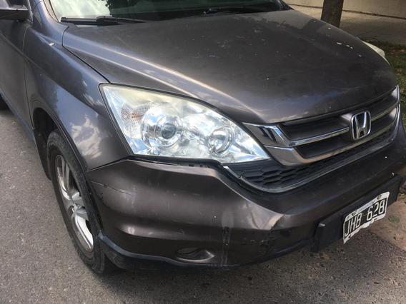 Honda Cr-v 2.4 Ex At 4wd (mexico)