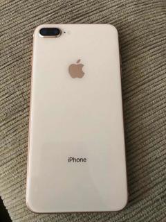 Celular iPhone 8plus Gold De 64g . Semi Novo .