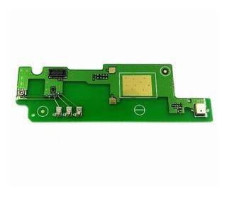 Placa Microfone Motorola Moto C Xt1750 Xt1754 Xt1755