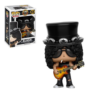 Figura Funko Rocks - Guns N Roses Slash 51