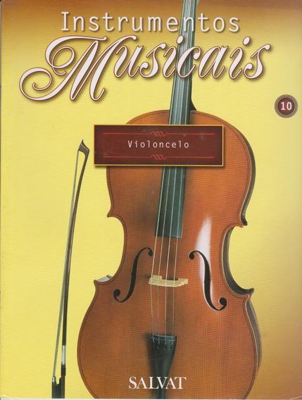 Violoncelo Na Revista / Instrumentos Musicais - Jfsc