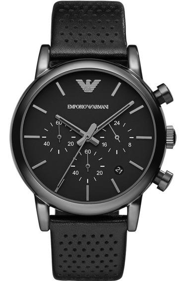 Reloj Original Caballero Marca Giorgio Armani Modelo Ar1737