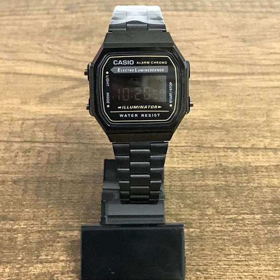 Relógio Cassio A168 Preto