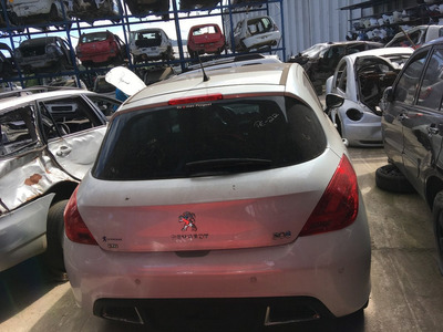 Peugeot 308 Thp Sucata Retirada Peças Import Multipeças