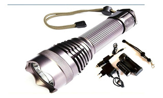 Lanterna Ultrafire 60000lm Xml-l2 Bateria Recarregavel