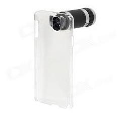 Capa Com Lente Telescopia Zoom 8x Para I9300/s3