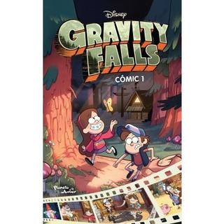 Gravity Falls. Comic 1 Español