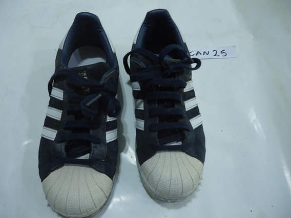 Sabor Pompeya Ciudadanía  Adida Superstar Tela - Zapatillas Usado en Mercado Libre Argentina