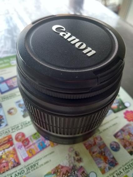 Lente Canon 18-55mm (leia Descrição)