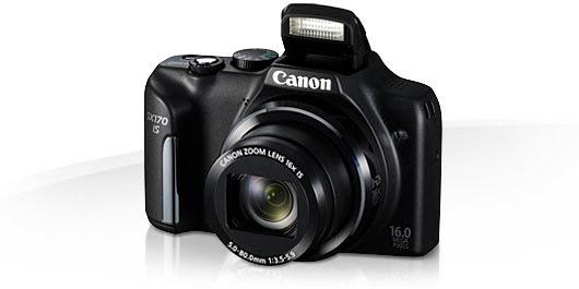 Máquina Fotográfica Cânon Sx170is