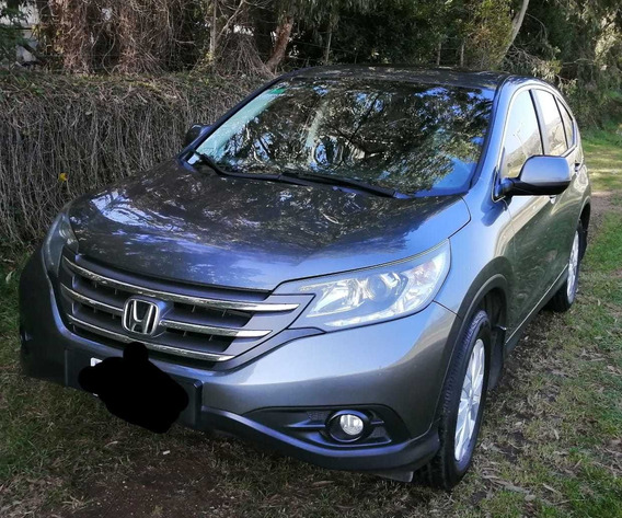 Honda Cr-v 2.4 Ex 4wd 185cv At 2013