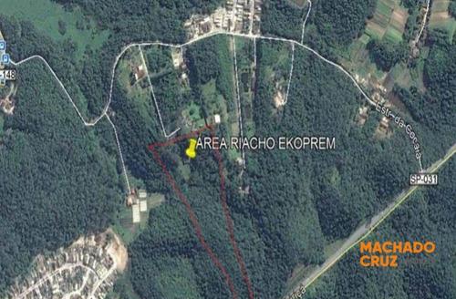 Área À Venda, 34970 M² Por R$ 1.120.000,00 - Jardim Pinheiros - São Bernardo Do Campo/sp - Ar0003