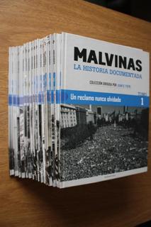 Malvinas La Historia Documentada Completa Tu Coleccion