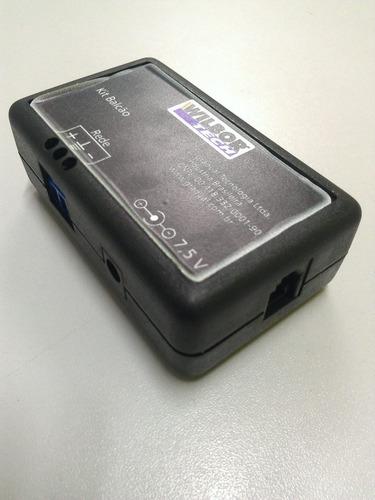 Caixa Conexão Comunicação Rs485 Wilbortech