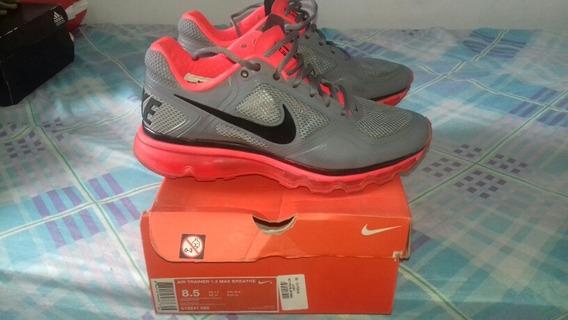 Tênis Nike Air Max Breathe Usado. Ler O Anuncio Completo.