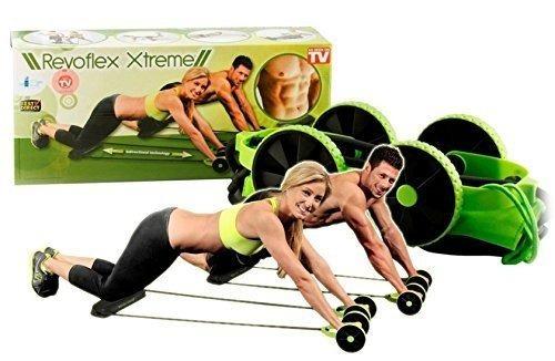 Revoflex Xtreme Rueda Para Ejercicios