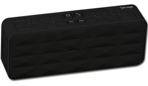 Imagen 1 de 2 de Vorago Bocina Bluetooth Portatil Manos Libres Bsp-100 Negra