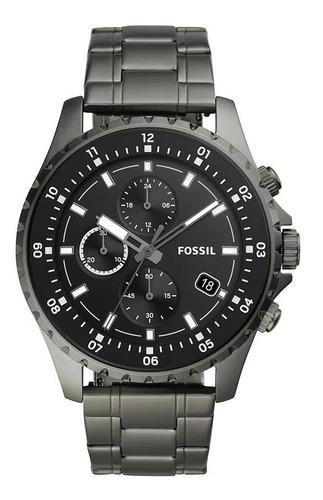 Relógio Fossil Masculino Original C/garantia Nf Fs5673/1cn
