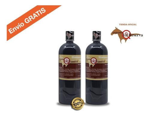 Imagen 1 de 7 de 2 Shampoo Del Caballo Para Uso Humano Yeguada Reserva