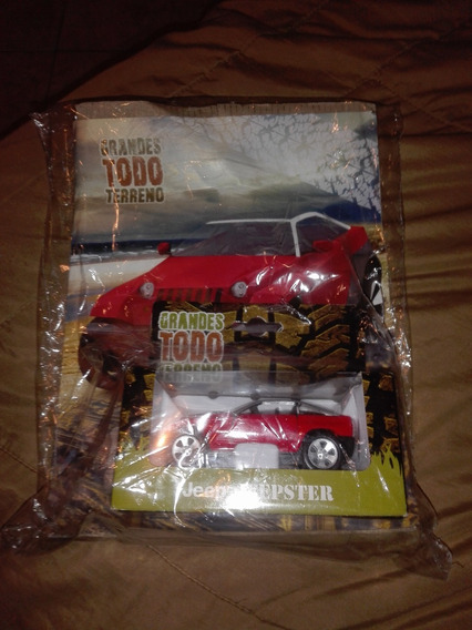 Coleccion Grandes Todo Terreno Nro 3 Jeepster