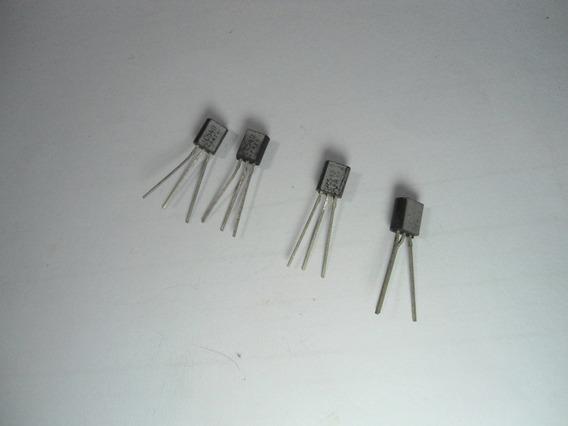 Transistor / Bc549 - Npn - To92- Philips -envio Por Carta