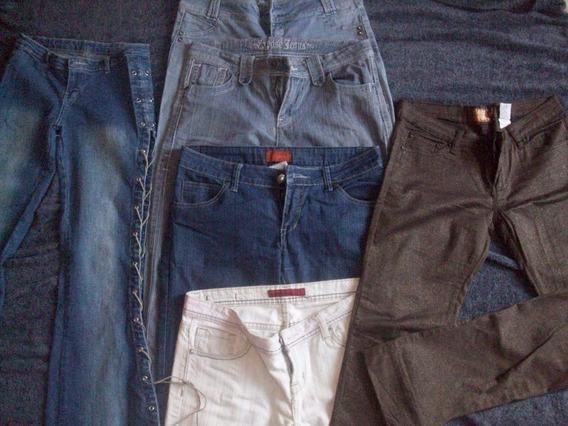 Remate Pantalones Jeans Varios Dama Desde 5 Verds