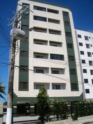 Apartamento 200 Metros Da Praia Em Mongaguá