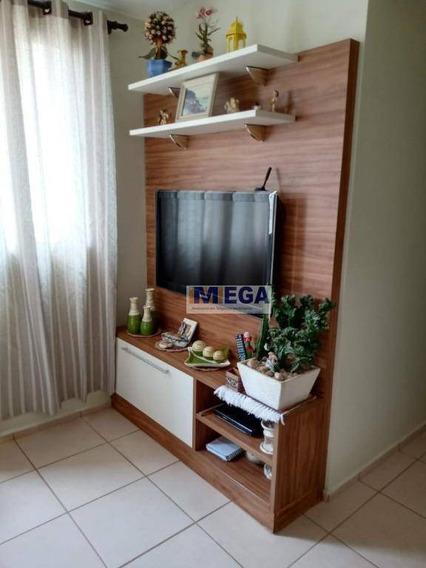 Apartamento Com 3 Dormitórios À Venda, 60 M² Por R$ 245.000,00 - Jardim Nova Europa - Campinas/sp - Ap4306