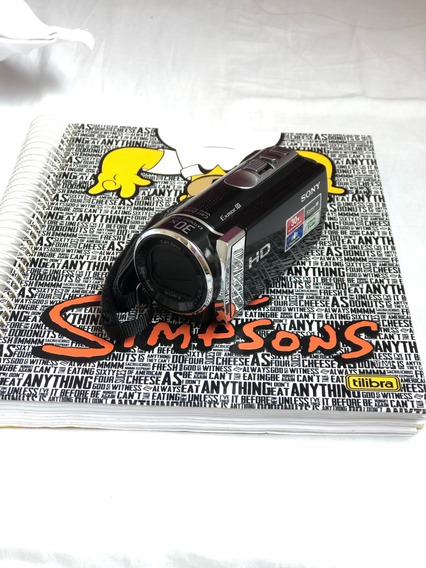 Câmera Filmadora Sony Hdr-cx190