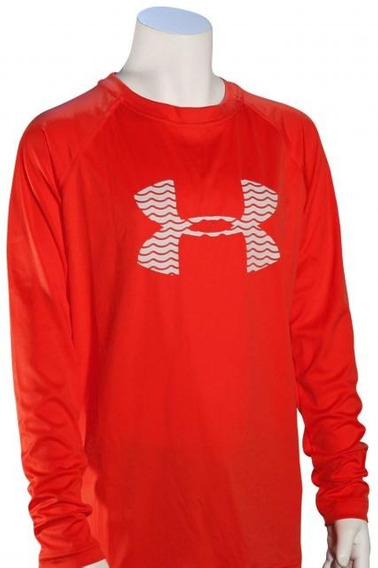 Playera Infantil Under Armour 1275908 + Envío Gratis