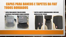 Kit Dia Dos Namorados Capa De Bancos + Tapetes Com Logomarca