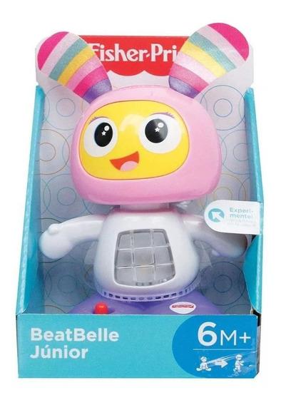 Boneco Interativo Fisher-price Beatbelle Junior - Mattel