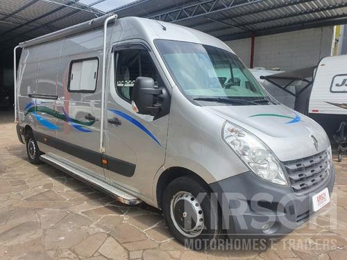 Motorhome Renault Master Homebus - 2014 - Trailer - Y@w5
