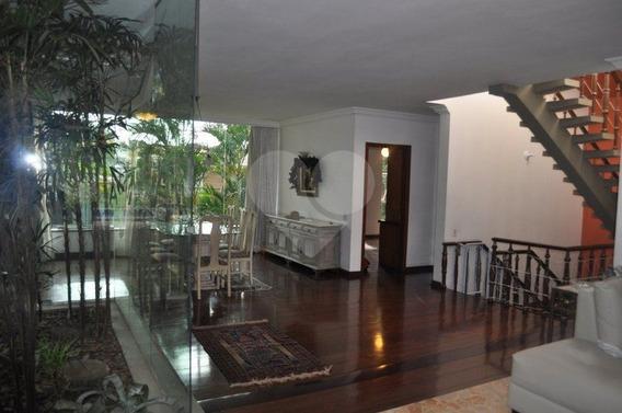 Linda Casa Em Região De Alta Valorização - 345-im25296