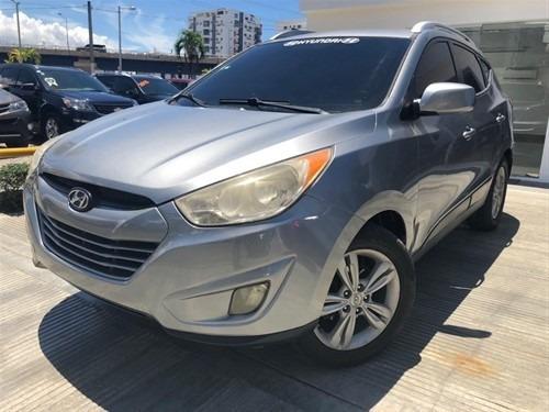 Hyundai Tucson 2011 Americana (4 Cilindros Económica)